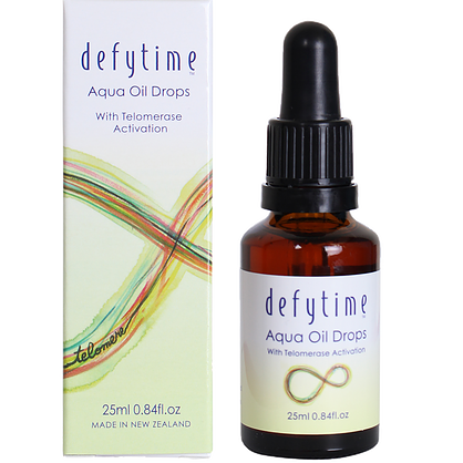 aqua oil drops Dr.Bill andrews defytime